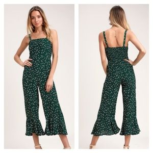 Faithfull The Brand Betina floral Lea jumpsuit